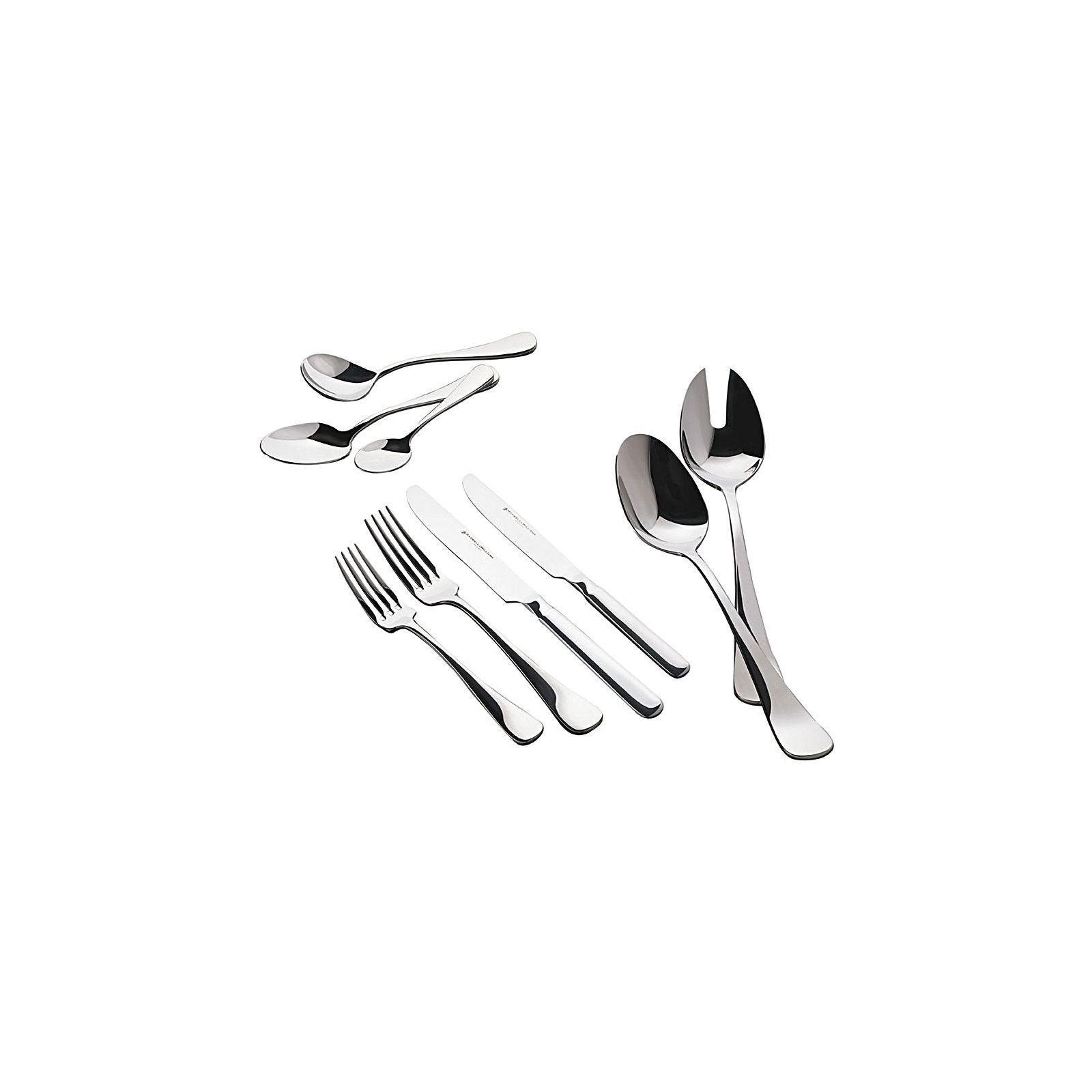 maxwell williams 58 piece madison cutlery set the potlok. Black Bedroom Furniture Sets. Home Design Ideas